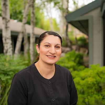 Farnaz Hanif, Registered Dental Assistant